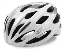 Kask GIRO TRINITY MTB Biały Srebrny 54-61