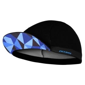 Czapka z daszkiem Accent Mosaic Niebiesko Czarna