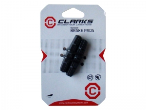 Wkładki Szosa CLARKS CPS200 52mm Carbon