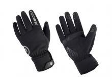 Rękawiczki zimowe Accent Igloo czarne L