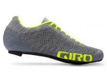 Buty GIRO Empire E70 KNIT Grey yellow r.45,5