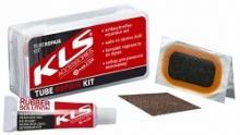 Zestaw łatek z klejem KLS