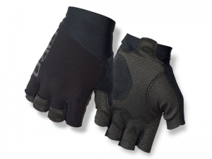 Rękawiczki męskie GIRO ZERO CS Krótkie Black L