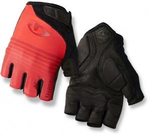 Rękawiczki męskie GIRO JAG krótki Red L