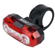 Lampka Tył PROX AERO R 2-LED 0,5W USB