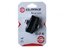 Klocki Szosa CLARKS CPS459 55mm Czarne