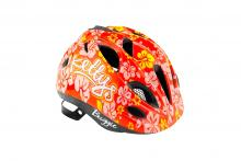 Kask Kellys BUGGIE Red Flower S