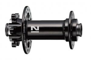 Piasta Novatec NT-D711SB Przód 32H Srebrna 9-QR