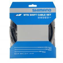 Zestaw Linek Przerzutki MTB Shimano SUS Czarny
