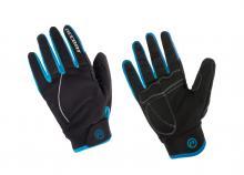 Rękawiczki zimowe ACCENT Snowflake Blue XS