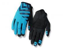 Rękawiczki męskie długie GIRO DND Blue Black XL
