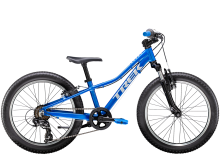 TREK Precaliber Boys 7-speed Blue 20