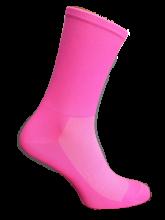 Skarpetki kolarskie Trofeo Visible Hot Pink