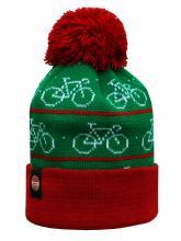 Czapka zimowa Stylówa.PRO Grinch Bike
