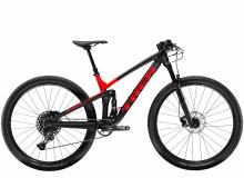TREK Top Fuel 8 NX Black Red 29
