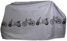 Pokrowiec na rower wodoodporny 205x64x110cm