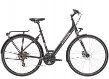 Rower Trekkingowy TREK Verve 1 Black EQ Lowstep