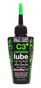 Olej do łańcucha Muc-Off C3 Dry Ceramic Lube 50 ml