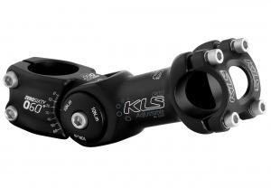 Mostek Wspornik KLS Cross 31,8mm 95mm Czarny