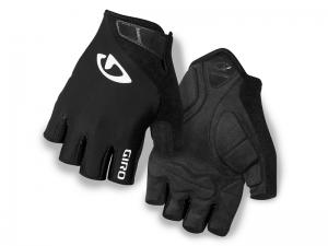 Rękawiczki męskie krótkie GIRO JAG Black M