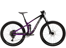 TREK Fuel Ex 7 Black Purple Lotus 29