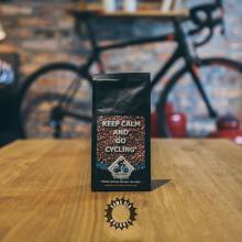 Kawa dla kolarzy Keep Calm, mielona 200g