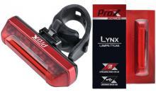 Lampka Tył PROX LYNX COB LED 30LM USB