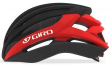 Kask Road GIRO SYNTAX Black Red Mat 55-59