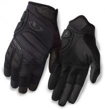 Rękawiczki męskie długie GIRO XEN Black M