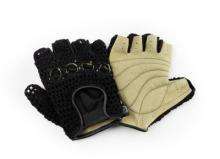 Rękawiczki KROSS City Elegant Męskie L czarne