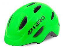 Kask GIRO SCAMP Dziecięcy Green Lime Matt XS 45-49