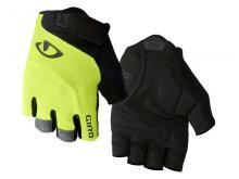 Rękawiczki męskie krótkie GIRO BRAVO GEL Yellow XL