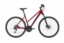 Rower damski KELLYS Pheebe 30 Dark Red M
