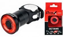 Lampka Tył PROX OCTANS COB USB 30lm