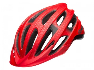 Kask MTB BELL DRIFTER Red Black L 58-62