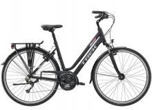 Rower Trekkingowy TREK T200 Midstep L Black