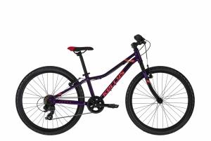 Rower dziecięcy KELLYS Kiter 30 Purple 24