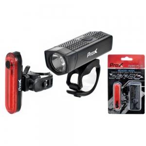 Zestaw Oświetlenia PROX AERO PLUS SET 400lm USB