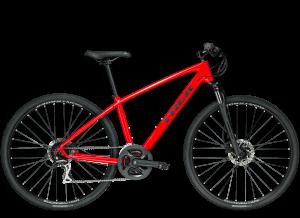 Rower męski TREK Dual Sport 2 Viper Red L