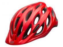 Kask MTB BELL TRACKER Red Mat 54-61
