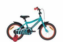 Rower dziecięcy KELLYS Wasper Blue 16