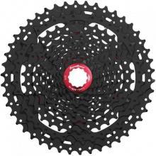 Kaseta SUNRACE MX3 Czarna 10rz. 11-46
