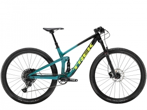 TREK Top Fuel 9.7 NX M/L Black-TL