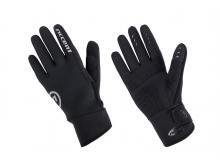 Rękawiczki zimowe ACCENT Raindrop Black M